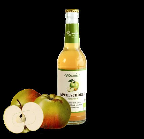 Apfelschorle Flasche